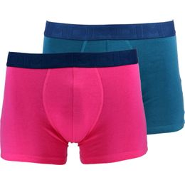 Mix and fun | 2-pack boxer briefs - Stretch cotton