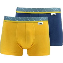 Mix and Dots | 2-pack boxer briefs - Stretch cotton