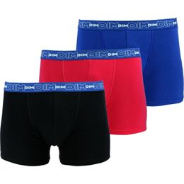 6596 | 3-pack boxer briefs - Stretch cotton
