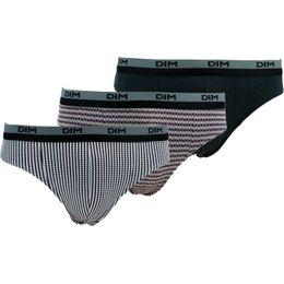 100% Coton | Lote de 3 slips - 100% algodón