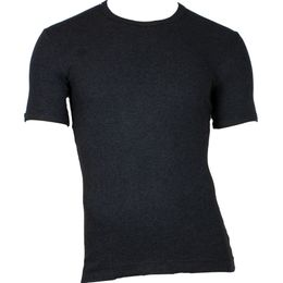 Ribbed cotton | T-shirt - Stretch cotton