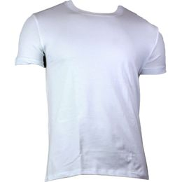 R-neck | T-shirt - Stretch cotton