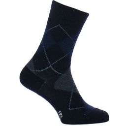 Jacquard | Socks - Wool and polyamide