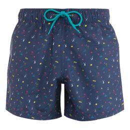 Night fever | Swim shorts - Polyester