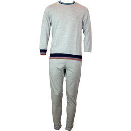 Interlock | Pyjama set - Cotton and polyester