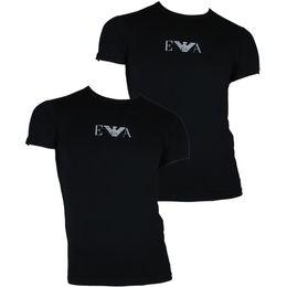 EA | Lote de 2 camisetas - Algodón stretch