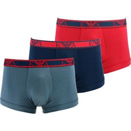 Monogram | 3-pack boxer briefs - Stretch cotton