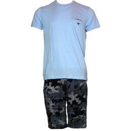 Pattern Mix Pajamas Loungewear | Pijama entero - Poliamida y poliéster stretch