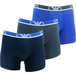 111473-7A715 | 3-pack boxer briefs - Stretch cotton
