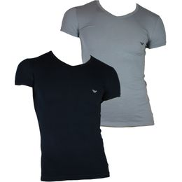 EA | 2-pack T-shirt - Stretch cotton