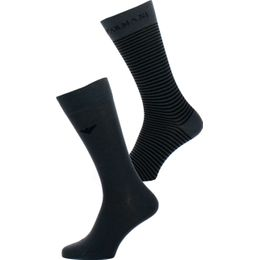 Knit Short | 2-pack socks - Cotton and stretch polyamide