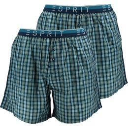 77EF2T012 | 2-pack boxer shorts - 100% cotton
