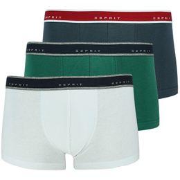 078EF2T009--420 | 3-pack boxer briefs - Stretch cotton