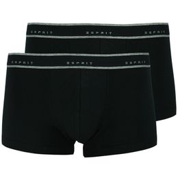 078EF2T026--001 | 2-pack boxer briefs - Cotton and stetch modal