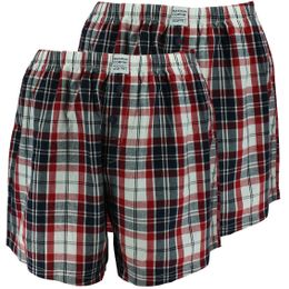 79EF2T007 | 2-pack boxer shorts - 100% cotton