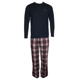 79EF2Y002--630 | Pyjama set - Cotton and polyester