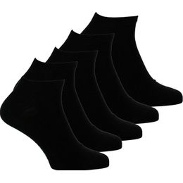 Esprit | 5-pack short socks - Cotton and stretch polyamide