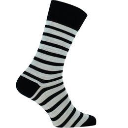 Even stripe | Socks - Cotton and polyamide