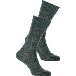 Esprit | 2-pack socks - Wool, polyamide and stretch cotton