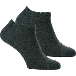 Esprit | 2-pack ankle socks - Cotton and stretch polyamide