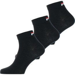 F9300 | 3-pack short socks - Cotton and stretch polyester