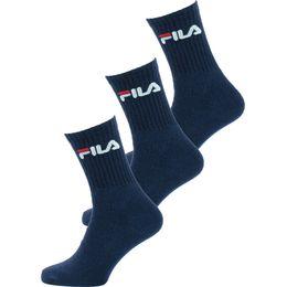 F9505 | Lote de 3 pares de calcetines clásicos - Algodón y poliéster stretch
