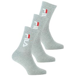 F9599 | 3-pack socks - Cotton and stretch polyester