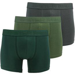 Duan trunk 3 | 3-pack boxer briefs - Stretch cotton