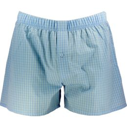 Heather Check | Boxer shorts - 100% cotton