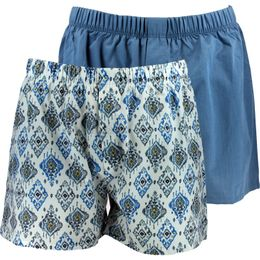 Fashion | 2-pack boxer shorts - 100% cotton