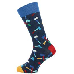 Axe | Socks - Cotton, polyester and stretch polyamide