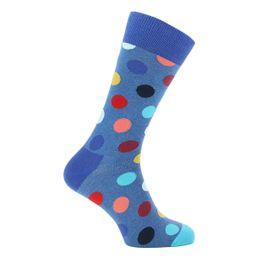 Big dot  | Socks - Cotton and stretch polyamide
