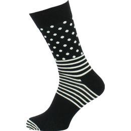 HS   1 par de calcetines clásicos - Algodón y poliamida stretch