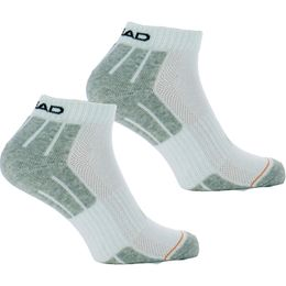 Performance | 2-pack short socks - Polyester, cotton and stretch polyamide