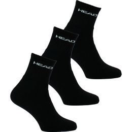 Crew | 3-pack short socks - Cotton, stretch polyester and polyamide