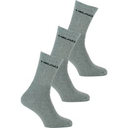 Crew | 3-pack socks - Cotton and stretch polyester