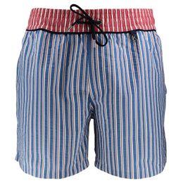 Preppy | Swim shorts - Polyamide and cotton