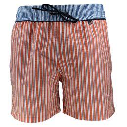 Preppy | Swim shorts - Cotton and polyamide