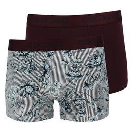 Botanic | 2-pack boxer briefs - Stretch cotton