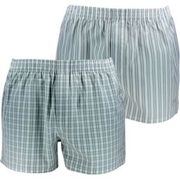 Woven | 2-pack boxer shorts - 100% cotton