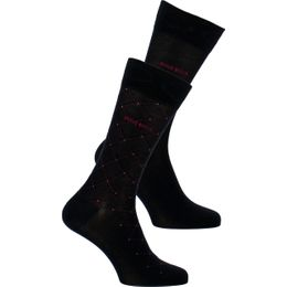 Overcheck  | 2-pack socks - Cotton and stretch polyamide