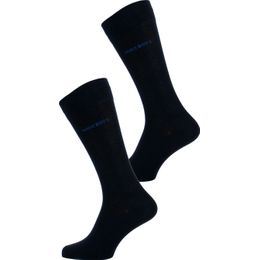 2P | 2-pack socks - Cotton and stretch polyamide
