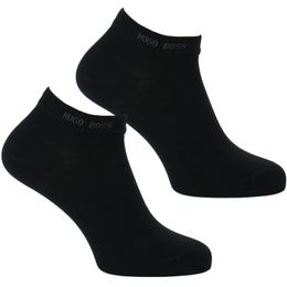 2P | Ankle socks - Cotton and stretch polyamide