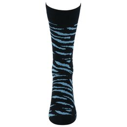 Abstract | Socks - Cotton and stretch polyamide