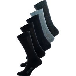 12113085   5-pack socks - Cotton and stretch polyester