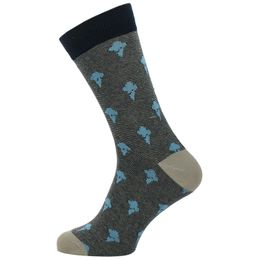 Jaccutout | Socks - Cotton and stretch polyester
