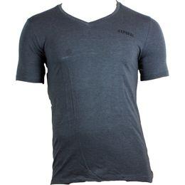 Grey | Camiseta - Algodón stretch