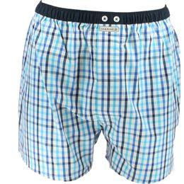 Bleu | Boxer shorts - 100% cotton