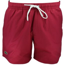 Beachwear | Swim shorts - Cotton and stretch polyamide