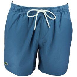 Beachwear | Swim shorts - Cotton and stretch polyamide